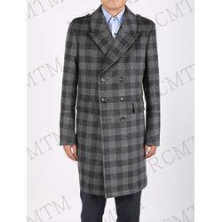 总章服饰私人定制 普洱男士大衣-普洱男士大衣图片