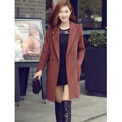 弥勒女式大衣厂家直销-弥勒女式大衣-总章服饰私人定制价格