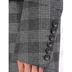 红河男士大衣-总章服饰私人定制-红河男士大衣零售图片