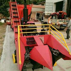 农用玉米收割机厂家_四平玉米收割机_万阳茎穗兼收机(查看)