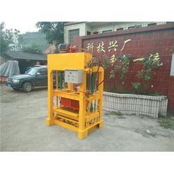 万阳压砖机(图)|护坡砖砌块机现货|西林县砌块机图片