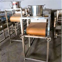 洪湖市蒸汽式凉皮机、不锈钢粉皮机、商用蒸汽式凉皮机哪里有图片