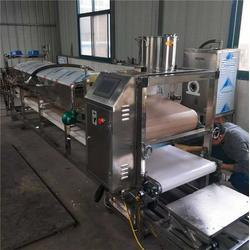 多功能蒸汽凉皮机-万阳机械(在线咨询)肥乡县蒸汽凉皮机图片