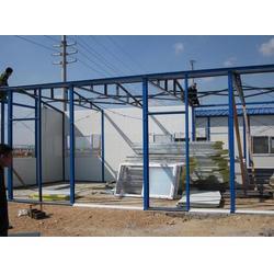 全南活动板房,居亭活动房,钢构活动板房图片