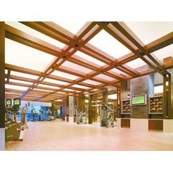 枫木运动木地板专业安装_睿聪体育设施_虹口区枫木运动木地板图片