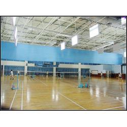 羽毛球馆木地板铺设价位,三门峡羽毛球馆木地板,睿聪体育图片