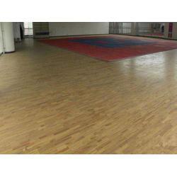 体育运动木地板贵吗 睿聪体育生产销售 石家庄运动木地板
