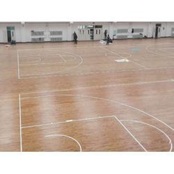 篮球馆运动木地板哪家好、睿聪体育、丽水篮球馆运动木地板图片