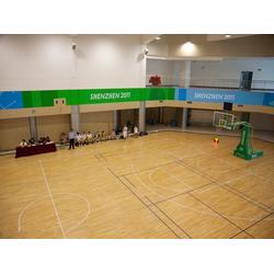 木地板两种劣质情况的原因,青海木地板,睿聪体育图片