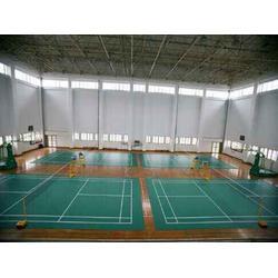 羽毛球馆木地板建设-羽毛球馆木地板-睿聪体育(查看)图片