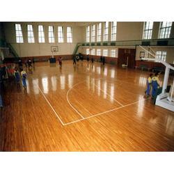 睿聪体育,篮球馆运动木地板安装流程,镇江篮球馆运动木地板图片