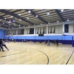 专业体育木地板-体育木地板-睿聪体育(查看)图片