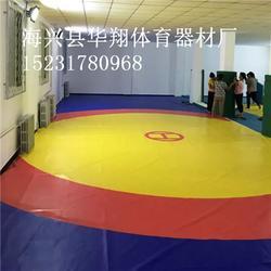 华翔牌摔跤垫盖布_河北摔跤垫盖单生产厂家摔跤盖单_摔跤垫盖单图片