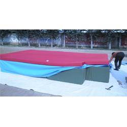 华翔体育器材厂 背越式跳高垫厂家报价-贵阳背越式跳高垫图片