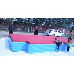 张家界学校专用跳高垫|华翔体育厂家直销|学校专用跳高垫图片