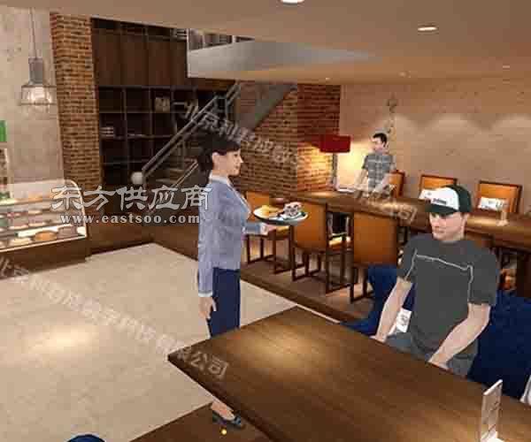 酒店虚拟实训软件厂家、酒店虚拟实训软件、北京利君成图片