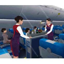 空乘服务虚拟实训软件|北京利君成|空乘服务虚拟实训图片