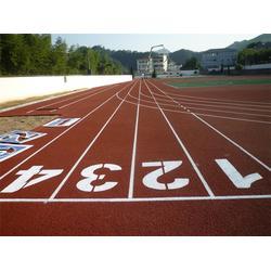 塑胶跑道厂、塑胶跑道、奥琦体育图片