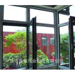 平谷区铝合金耐火窗、秀强门业、铝合金耐火窗图片