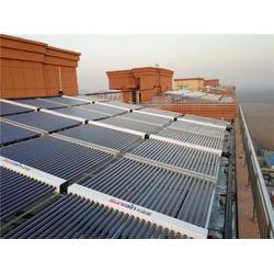太阳能热水工程施工,长治太阳能热水工程,智睿祥新能源图片