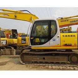 小型二手挖机买卖、江苏二手挖机、昆山掘川挖掘机(查看)图片