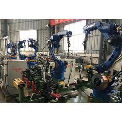 焊接机器人、焊接机器人多少钱、华亭智能机器人(优质商家)图片