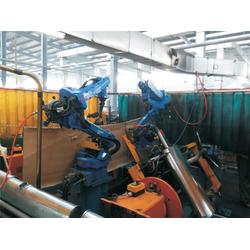 库卡焊接机器人_华亭智能机器人(在线咨询)_焊接机器人图片