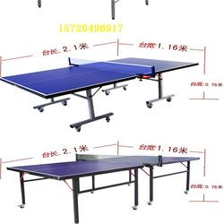 新国标乒乓球台-银川乒乓球台-嘉时体育(查看)图片
