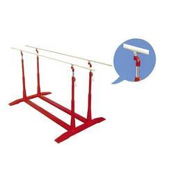 移动式双杠厂家 嘉时体育 六盘水移动式双杠图片