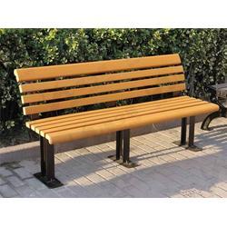 标准生产 公园长条椅厂家-曲靖公园长条椅图片