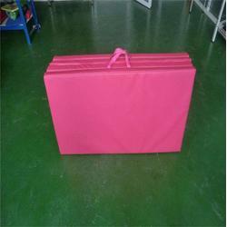 庆阳学校国际项布体操垫单折体操垫、嘉时体育(图)图片