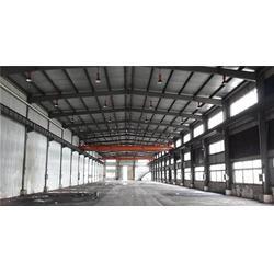 博盛膜结构—专业施工(图)-三层钢结构厂房-兰溪钢结构图片