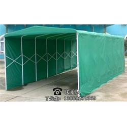 推拉篷、聚昇膜结构坚固耐用、移动推拉篷图片