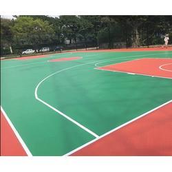 宜春硅pu_特冠体育硅材料_硅pu篮球场图片