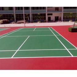 丙烯酸篮球场,萍乡丙烯酸,丙烯酸球场优选特冠体育图片