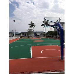 特冠体育专业施工球场地面(图) 球场地面篮球场 南昌球场地面