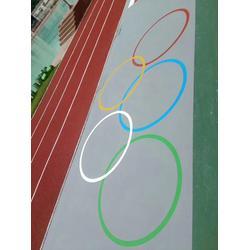 吉安市球场地面-特冠体育设施有限公司-球场地面人造草足球场图片