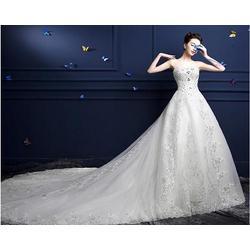婚纱出租-米娜时尚婚典(在线咨询)-汉南婚纱出租图片