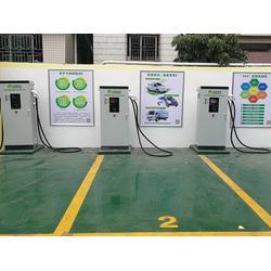 纯电动货车充电桩、中山纯电动货车、卡奥新能源汽车租赁图片