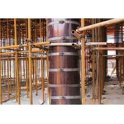 祥和木制圓模板(圖)-定型圓柱模板-浦口區圓柱模板圖片