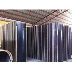 祥和木制圆模板(多图)_黑龙江混凝土圆柱模板厂家价格