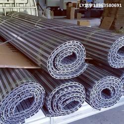 商场铝合金地垫-淄博铝合金地垫-龙宇地垫装饰材料(查看)图片