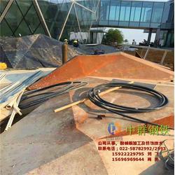 中群钢铁锈蚀钢板(多图)、本溪SPA-H耐候板经销商图片