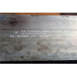 进口550耐磨板厂家图片