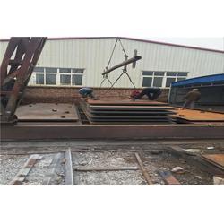 聊城nm360耐磨板现货销售、天津中群钢铁耐磨钢板图片