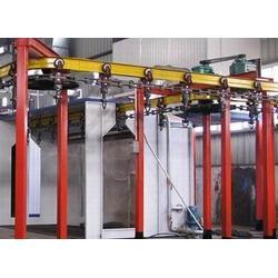 铝型材立式涂装线厂家|宏泰涂装机电(推荐商家)图片