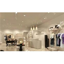 服装展柜、临沂盛诺装饰、临沂服装展柜厂图片