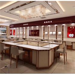 专卖店珠宝展柜设计_吉林珠宝展柜_临沂盛诺装饰图片