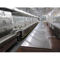 工厂厨房装修多少钱-工厂厨房装修-东莞沃尔森装饰图片