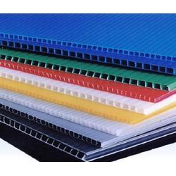 宏威塑胶(图)、河南塑料中空板现货、许昌塑料中空板图片
